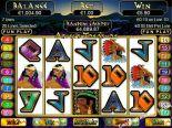 play slot machines Aztec's Treasure RealTimeGaming