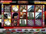 play slot machines Blade CryptoLogic