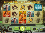 play slot machines Creature from the Black Lagoon NetEnt