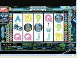play slot machines Fantastic Four CryptoLogic