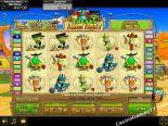 play slot machines Freaky Wild West GamesOS