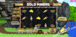 play slot machines Gold Miners MrSlotty