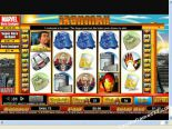 play slot machines Iron Man CryptoLogic
