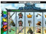 play slot machines Sir Cash's Quest Omega Gaming