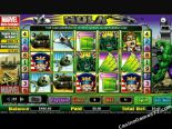 play slot machines The Hulk CryptoLogic