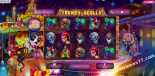 play slot machines Trendy Skulls MrSlotty