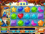 play slot machines Wizard of Gems Play'nGo