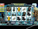 play slot machines Wolverine CryptoLogic